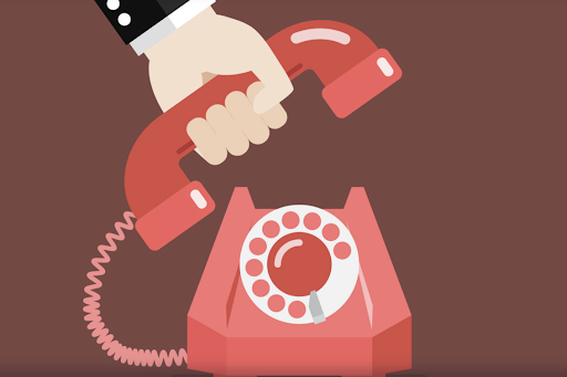 10 good reasons to pick up the phone