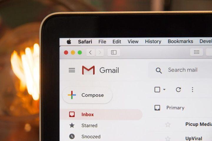 gmail statistics